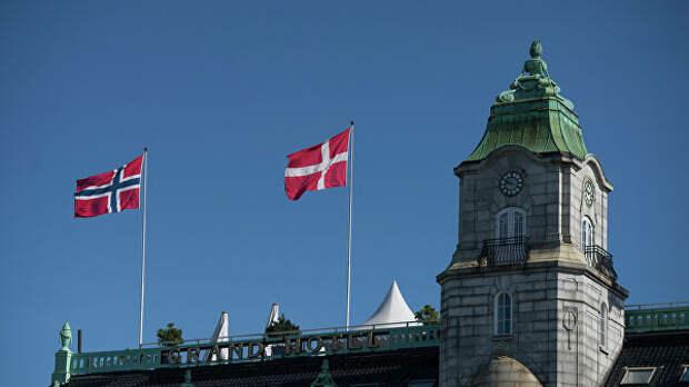 Норвегия присоединилась ксанкциям Евросоюза поНавальному