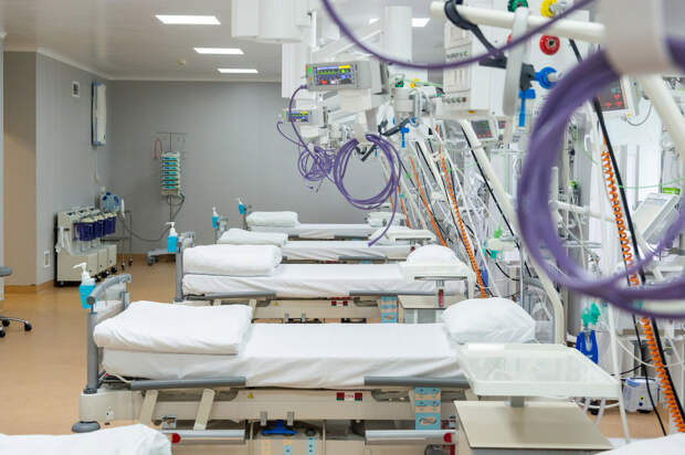 Лечить COVID-19 без аппарата ИВЛ научились российские ученые