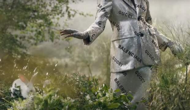 Празднование 100-летия Gucci поддержал бренд Balenciaga