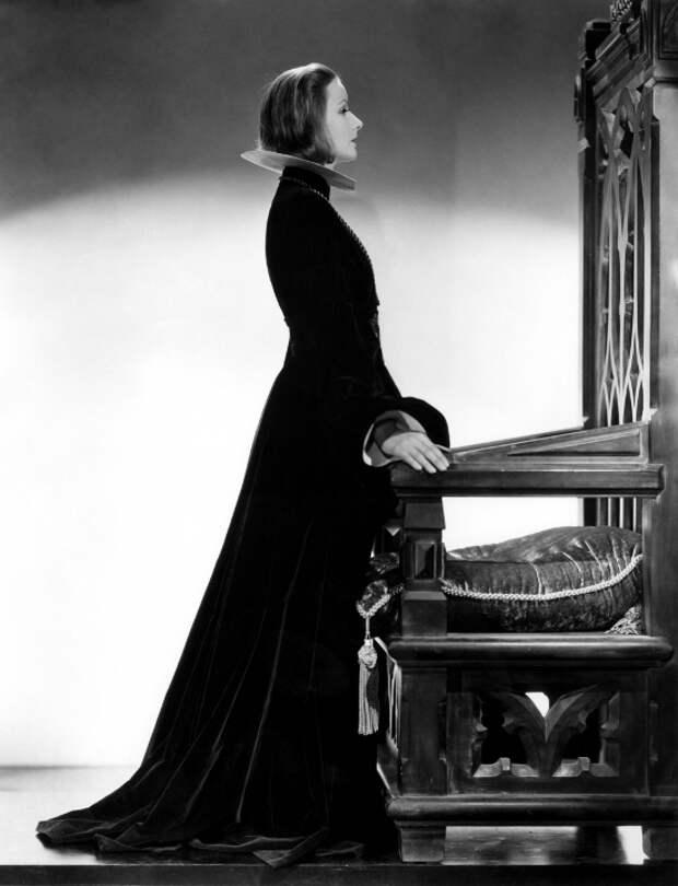 Грета Гарбо - королева Христина. Фото / Greta Garbo  - Queen Christina. Photo