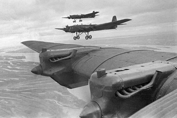 Воздушный линкор: первый полет ТБ-3 состоялся 90 лет назад