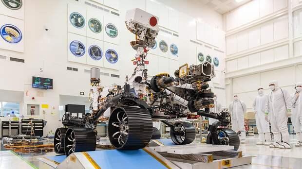 20 секунд над Марсом. Невысокий полет беспилотника поможет лучше изучить чужую планету