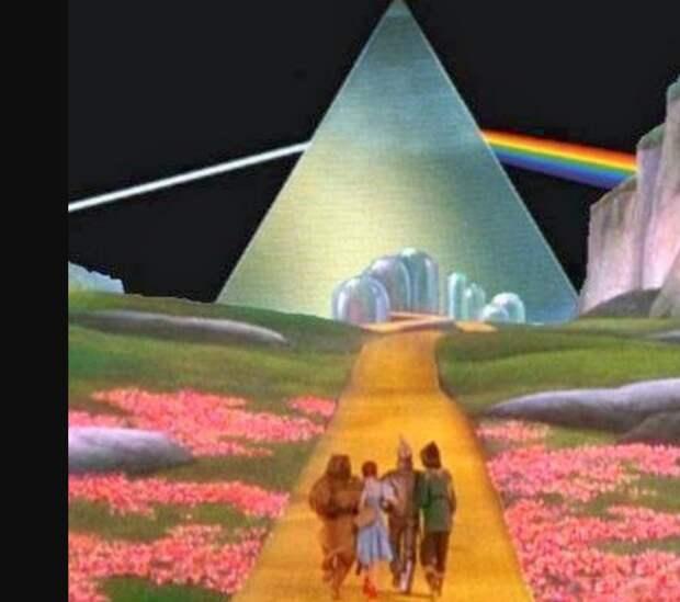 Фото: Wizard Of Oz, «Somewhere Over The Rainbow»