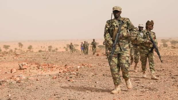 Военный совет Чада ввел комендантский час в стране