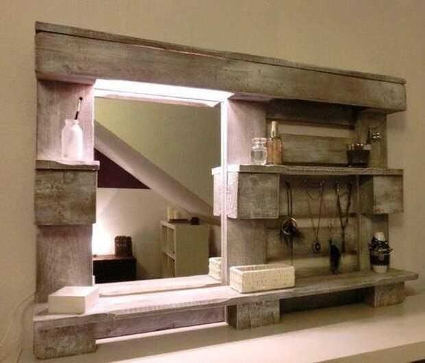 15. В ванную или другую комнату дизайн дома, идеи для дома, интересно, интерьер, мастер на все руки, полезно, своими руками