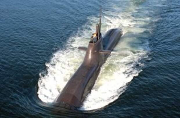 Норвежские подлодки помогут США при нападении на Россию