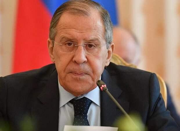 Лавров допустил прекращение диалога России и Евросоюза