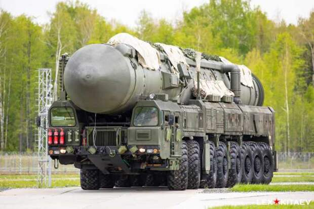 «Ядерный призрак» может снова вернутьcя на службу в России