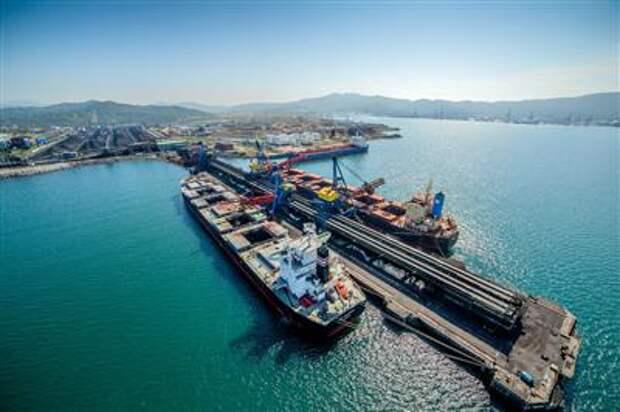 Погрузка экспортного угля в порты выросла на 24% в январе