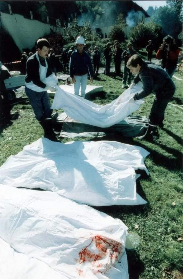 Извращенная жизнь культов Судного дня: отженитьбы насемилетних девочках домассовых самоубийств