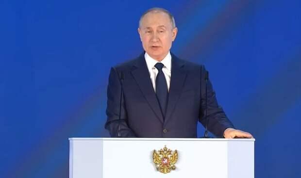 Путин обратился к россиянам с призывом сделать прививку от коронавируса: «Иного пути остановить инфекцию нет»