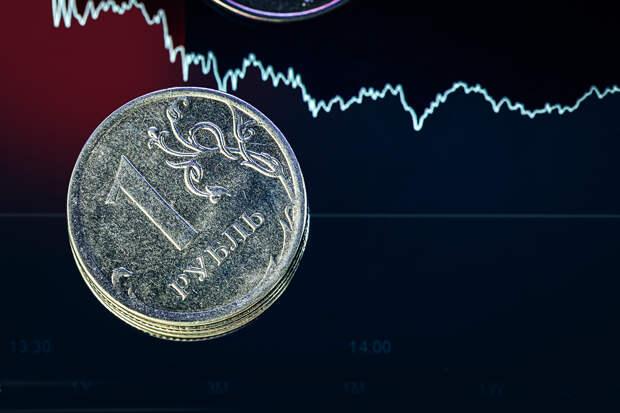 Вырос курс евро и доллара к рублю