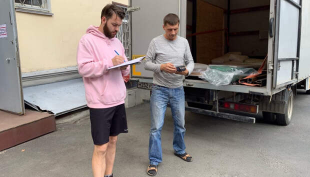 Пожарным Сегежского района отправили машину с помощью