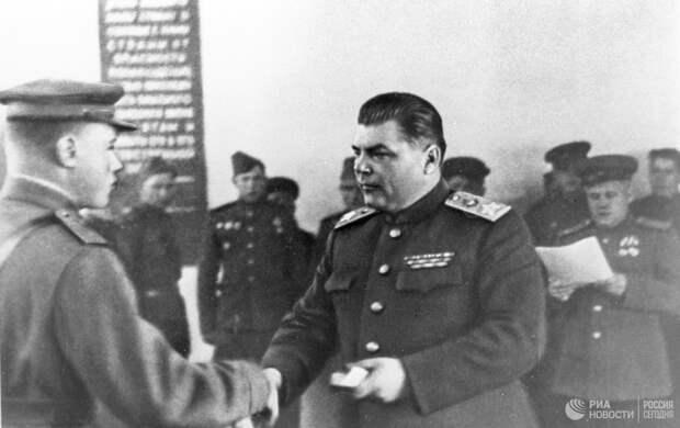 Маршал из Одессы. Жизнь Родиона Малиновского