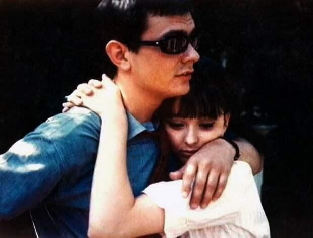 Настя Вертинская и Никита Михалков СССР, знаменитости, кино, супружеские пары, факты