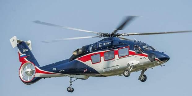 СК возбудил дела о хищениях при создании вертолета Ка-62