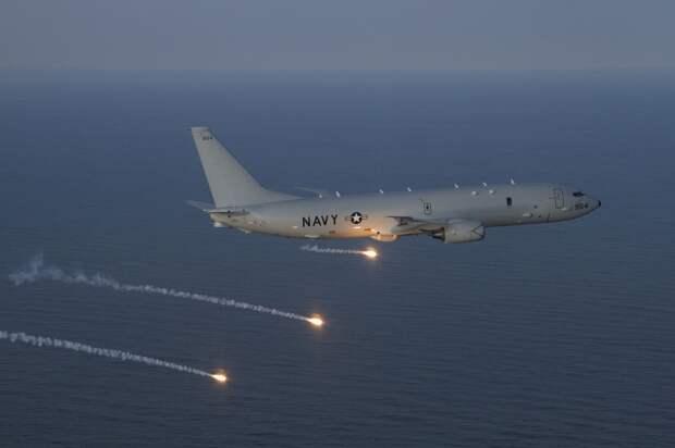 Российские системы РЭБ атаковали разведывательный самолет США в Крыму