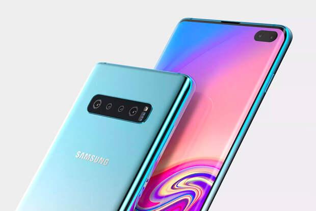 Samsung выпустит бюджетный разноцветный флагман