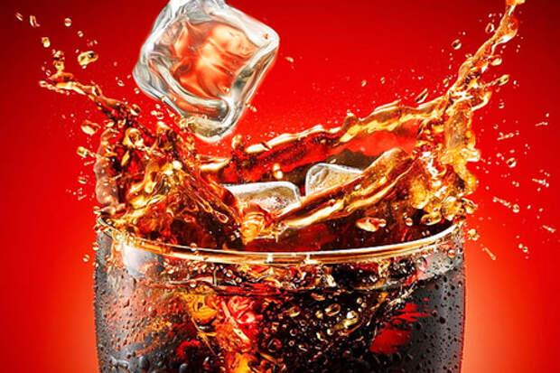 Фото к рецепту: Домашняя кока-кола
