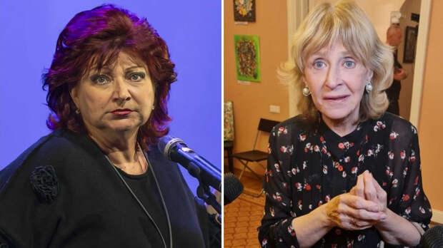 Старушки в печали: как выглядят Елена Степаненко, Регина Дубовицкая и другие юмористки спустя 30 лет на сцене