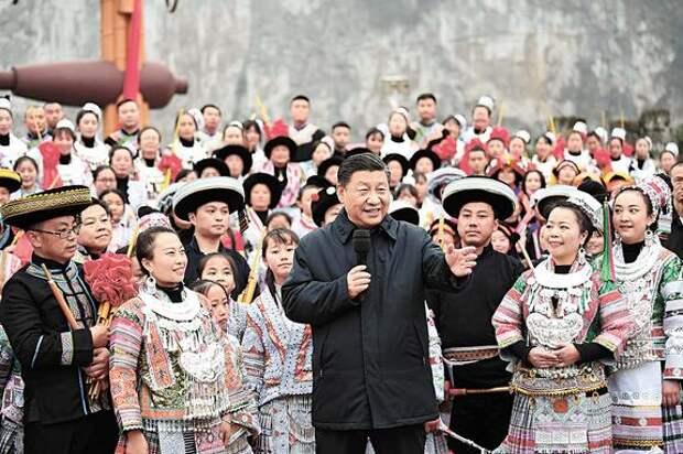 Китай объявил о победе над бедностью. Российская бедность пока скромно молчит