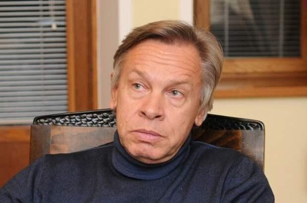 Пушков прокомментировал предложение Байдена встретиться с Путиным