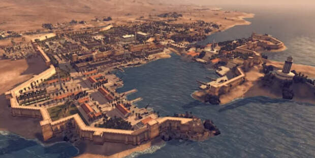 Самые большие города, найденные под водой