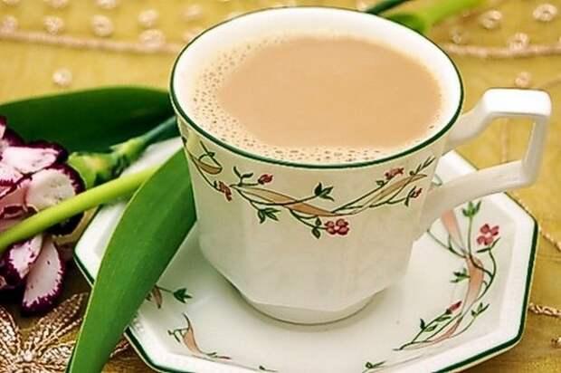 Согреет зимой: «Дудх пати чай».