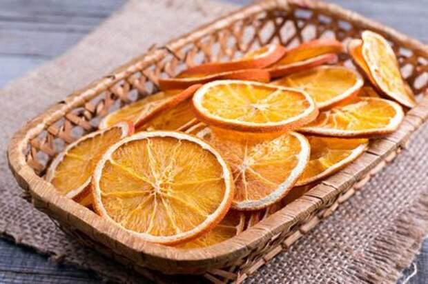 Сушеные апельсины: вкусное угощение и красивая идея для декора. Этап: 7