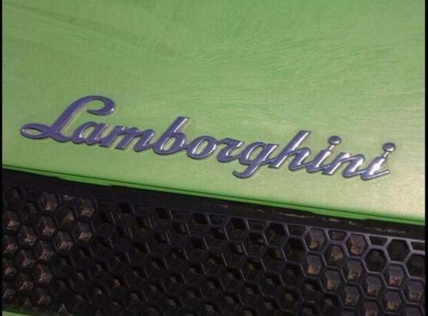 Пять часов жизни Lamborghini (10 фото)