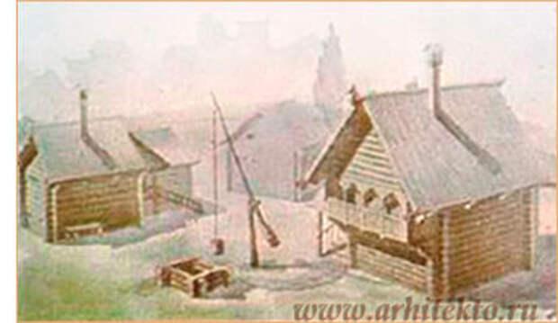 Усадьба на Подоле в Киеве. Реконструкция - www.Arhitekto.ru