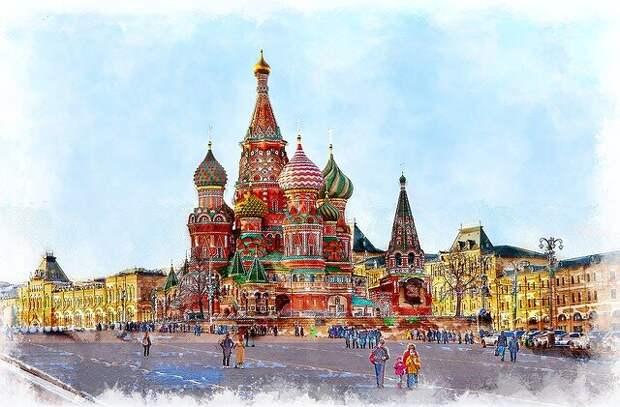 """Иностранцы высказывают свое """"Фи"""" Москве"""