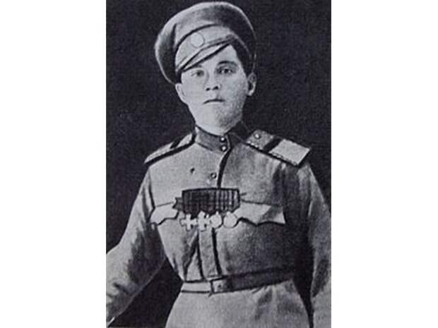 Легендарные женщины Первой Мировой
