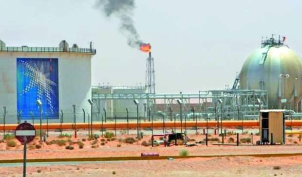 Трейдеры ждут снижения цен нанефть Saudi Aramco