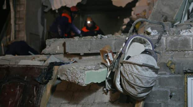 Названа предварительная причина взрыва в жилом доме в Нижегородской области