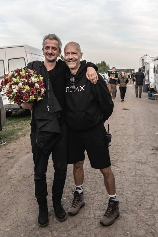 Константин Богомолов и Федор Бондарчук