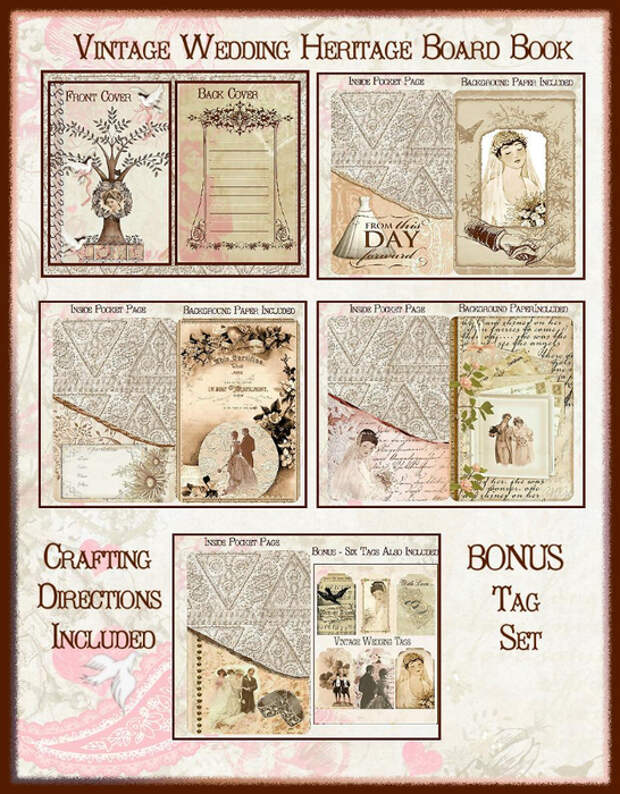 Vintage_Wedding_Heritage_Board_Book_Sample_7 (546x700, 517Kb)