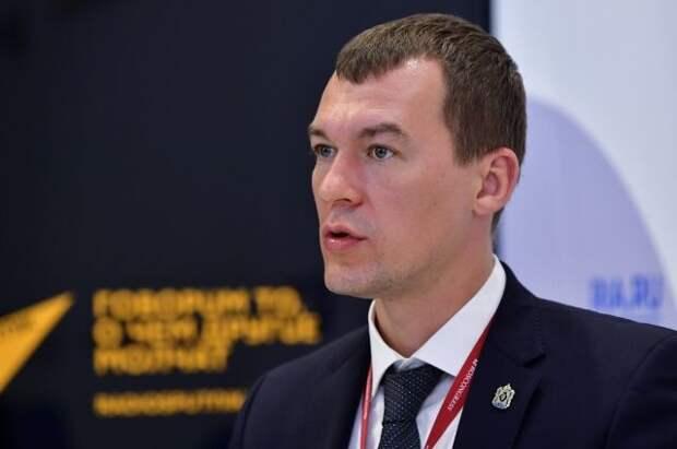 ЛДПР выдвинула Дегтярева на выборы губернатора Хабаровского края