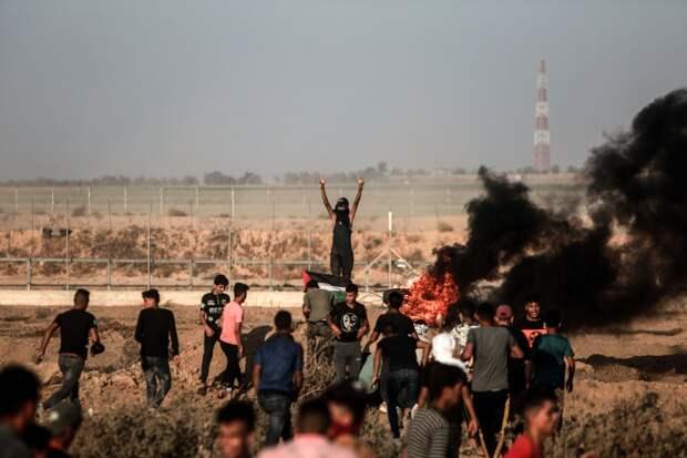 Израиль расширит объем поставок товаров в сектор Газа после столкновений на границе