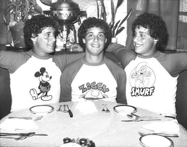 Этих тройняшек разлучили сразу же после рождения, и всё ради социального эксперимента братья, в мире, история, люди, тройняшки, эксперимент