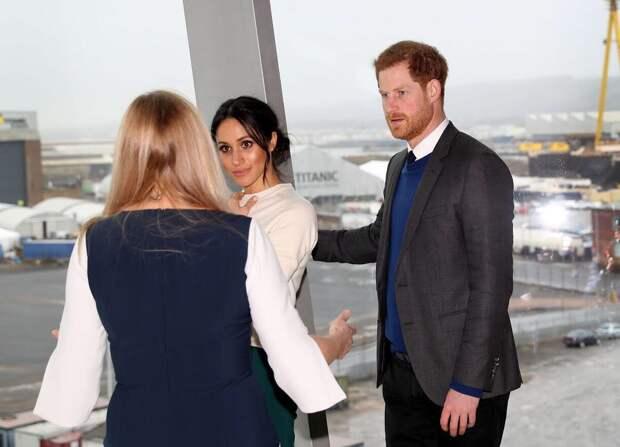 Принц Гарри больше не сможет использовать свой королевский титул