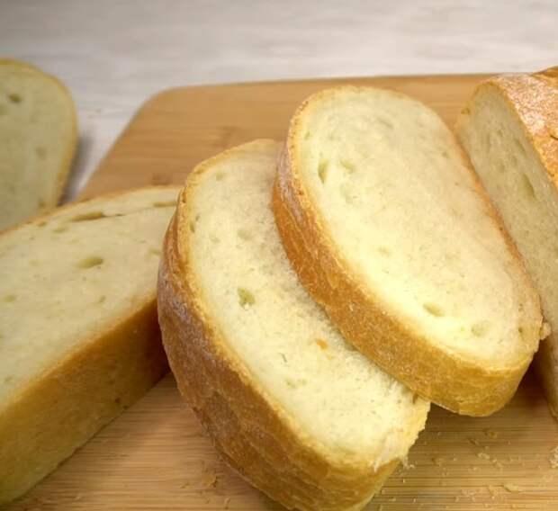 Чудо хлеб в рукаве. Спасибо тому, кто до этого додумался. Всегда идеальный с хрустящей корочкой