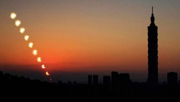 15 фактов о солнечных затмениях