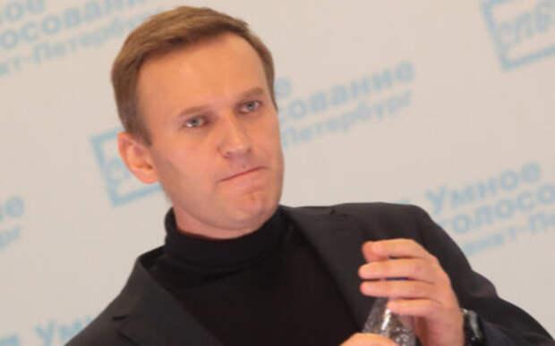 СК возбудил уголовное дело в отношении Навального