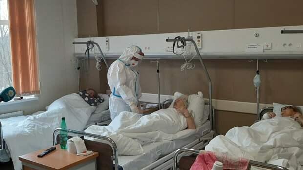 Еще 8840 человек заболели коронавирусом в России