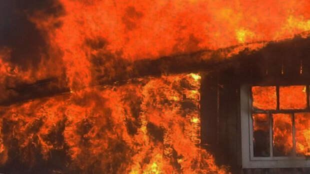 Четыре трупа обнаружены на месте пожара в Симферополе