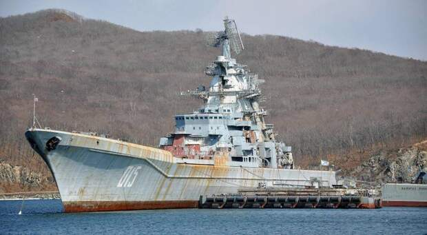 Спасти «Адмирала Лазарева»