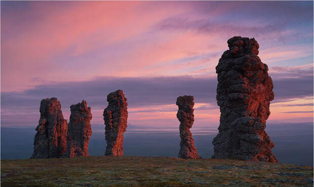 Удивительные места в России