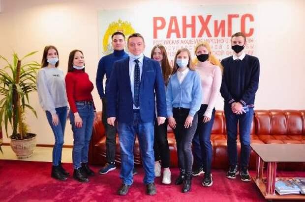 В Тамбовском филиале РАНХиГС состоялся тренинг по психологии