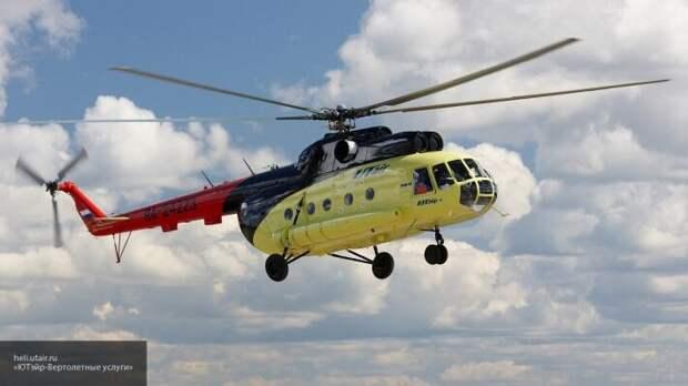 США намеренно фальсифицируют данные о падении российских Ми-8